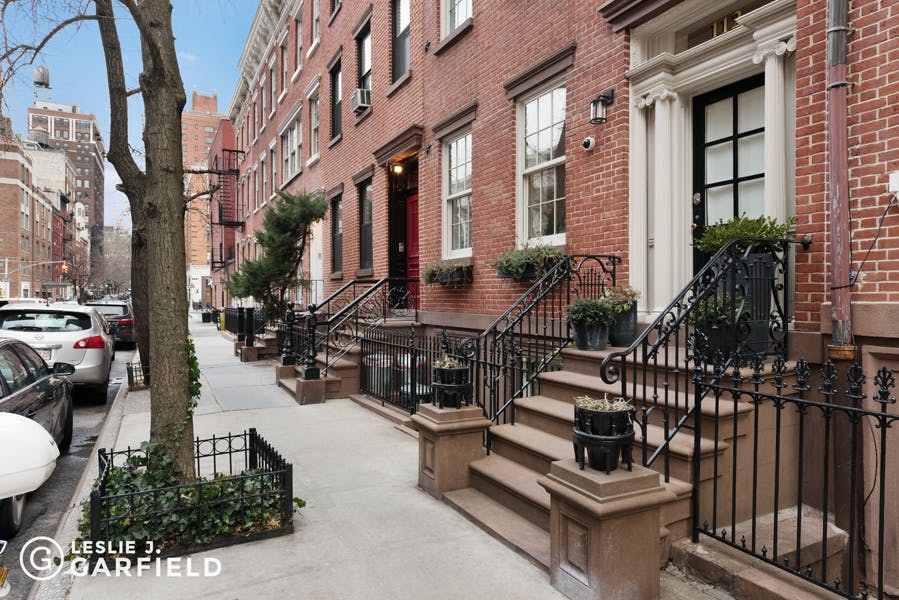 112 Washington Place -  - New York City Townhouse Real Estate