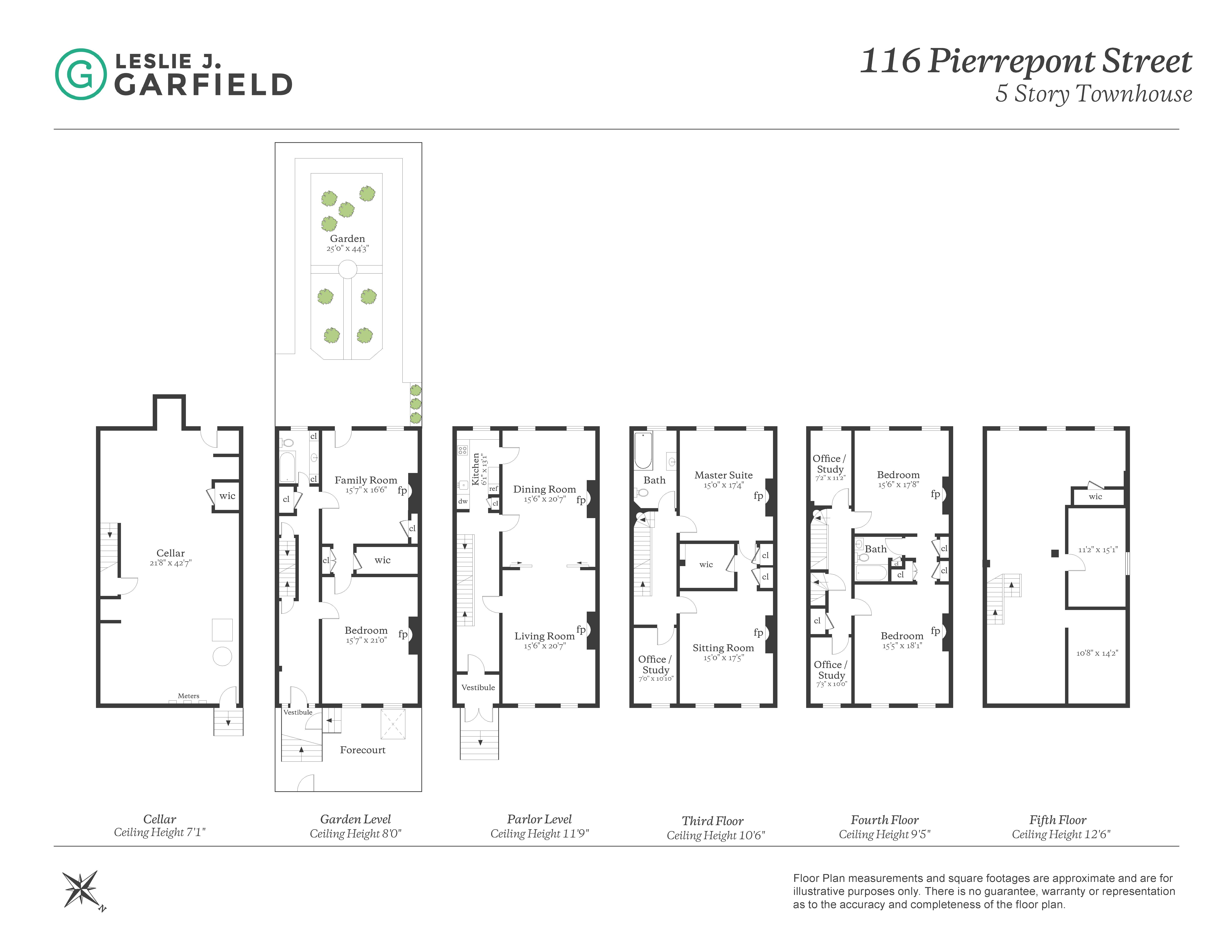 116 Pierrepont Street - b9717650-7b0f-44d1-97c2-95e8df07873c - New York City Townhouse Real Estate