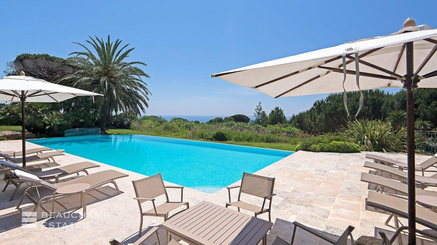 Incredible 6 Bedroom Property for Sale in Ramatuelle with Sea Views -  - New York City Townhouse Real Estate