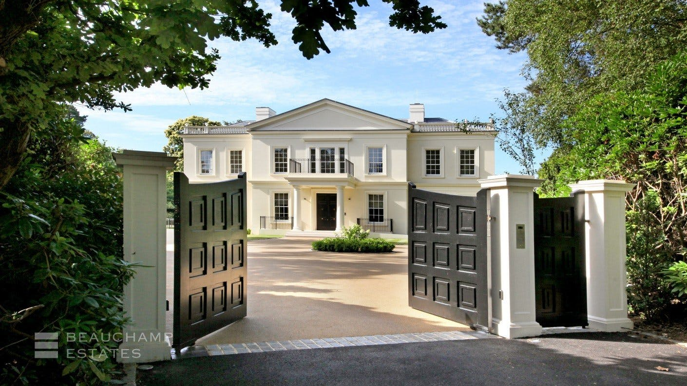 Camp End Manor, St George's Hill, KT13 -  - New York City Townhouse Real Estate