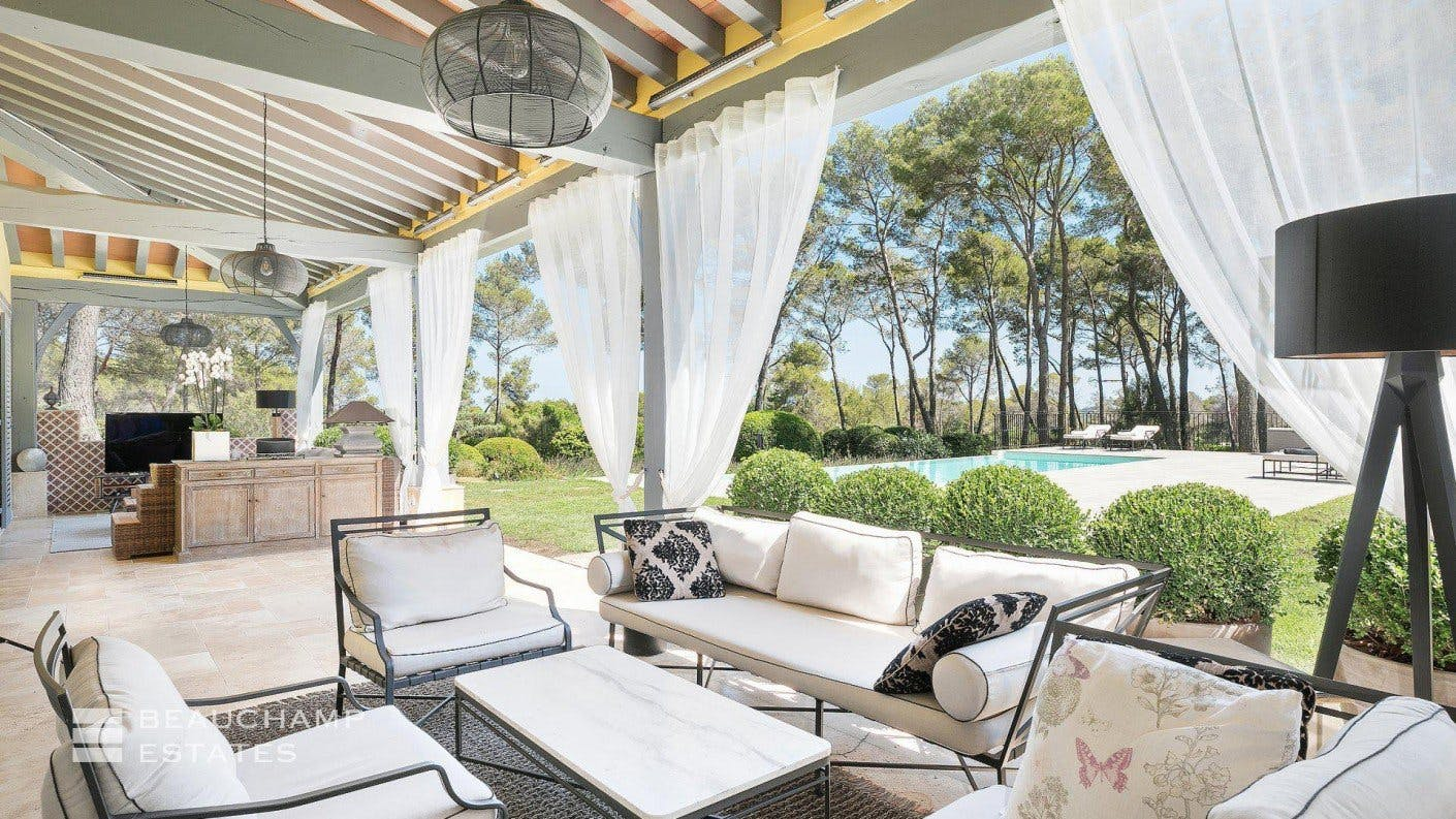 Outstanding 5 Bedroom Property For Sale in Mougins -  - New York City Townhouse Real Estate