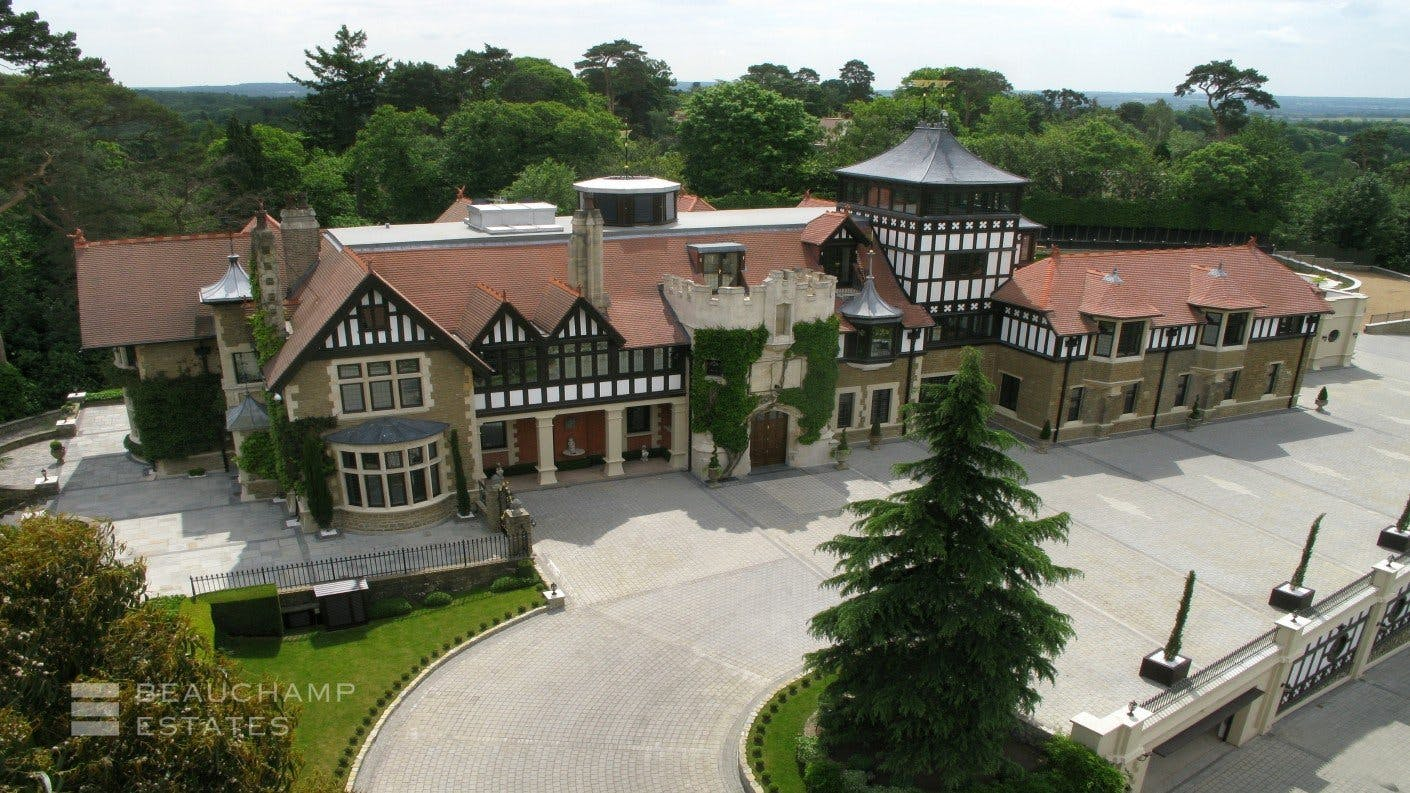 Pinewood House, Oxshott, KT22 -  - New York City Townhouse Real Estate