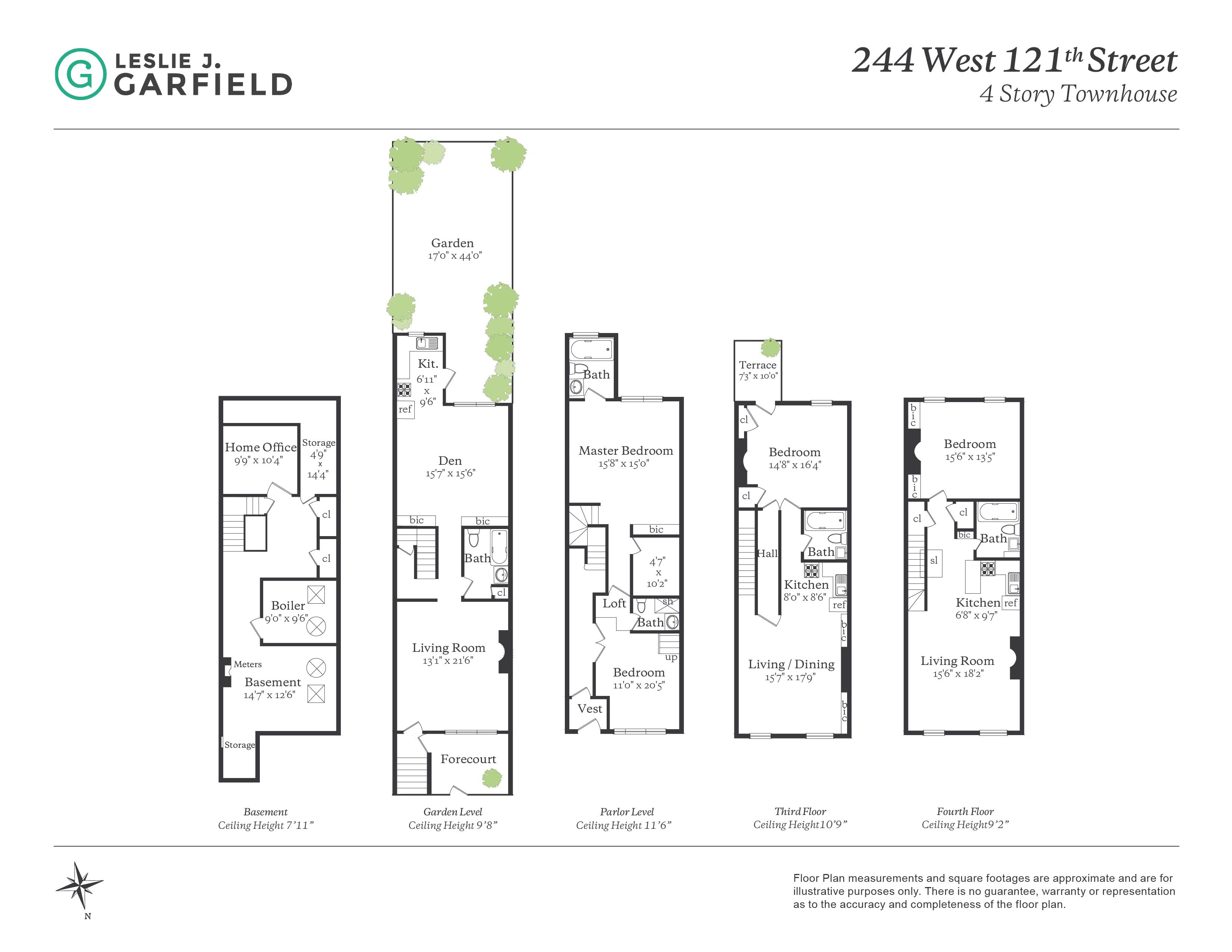 244 West 121st Street - 1dae02eb-dd72-426b-826d-0ece75c02207 - New York City Townhouse Real Estate