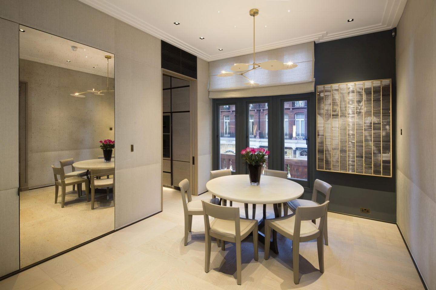 South Audley Street -  - New York City Townhouse Real Estate