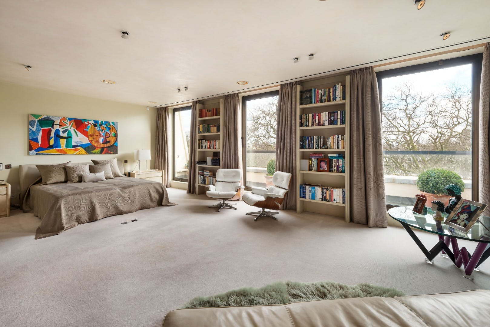 Eaton Square, SW1 -  - New York City Townhouse Real Estate