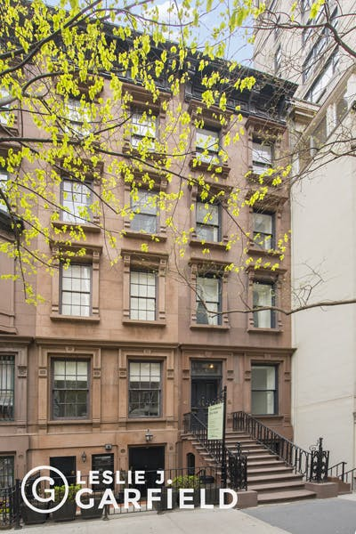 45 East 63rd Street -  - New York City Townhouse Real Estate