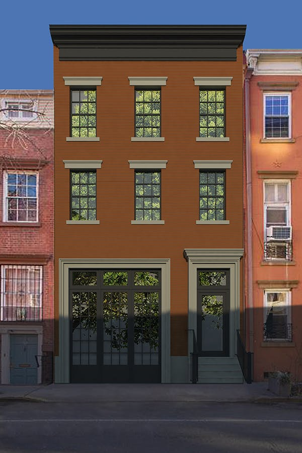 743 Greenwich Street -  - New York City Townhouse Real Estate