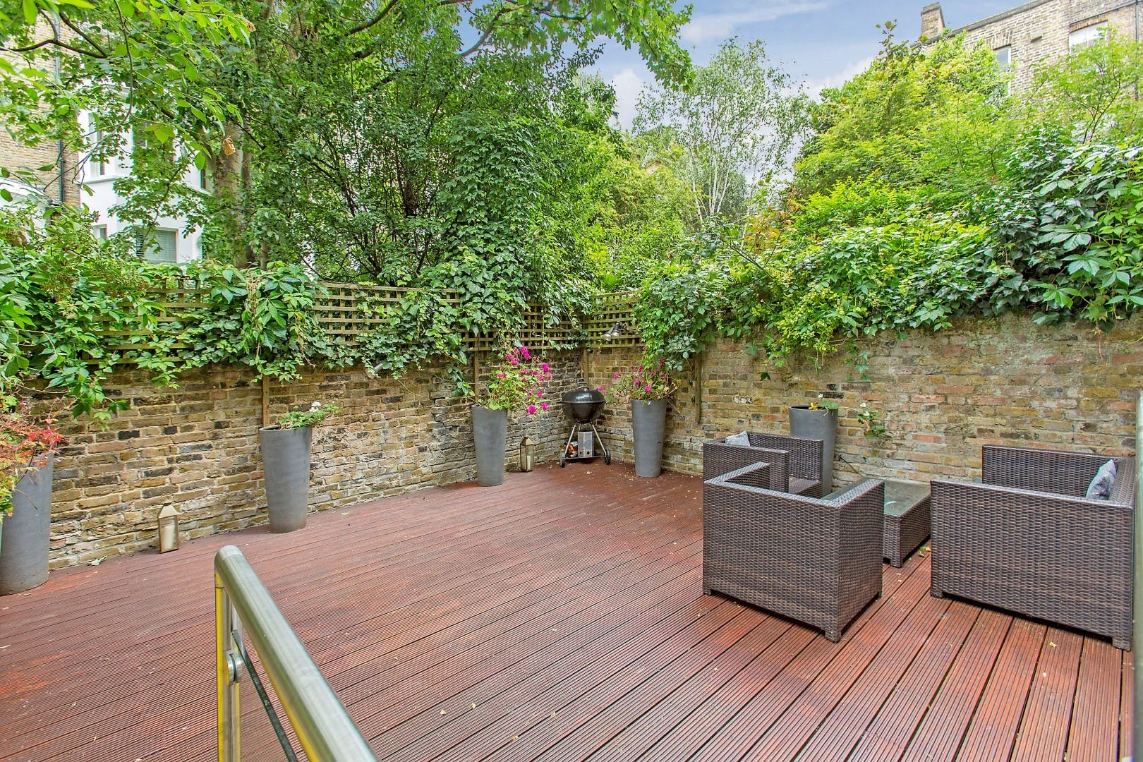 Westgate Terrace, SW10 -  - New York City Townhouse Real Estate