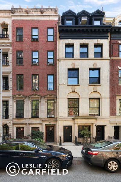 50-52 East 81st Street -  - New York City Townhouse Real Estate