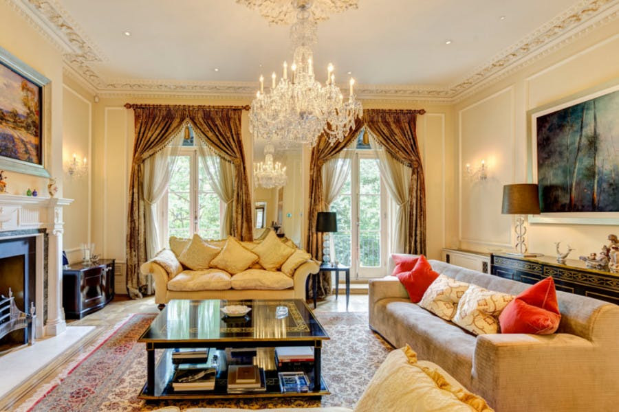 Cadogan Place -  - New York City Townhouse Real Estate