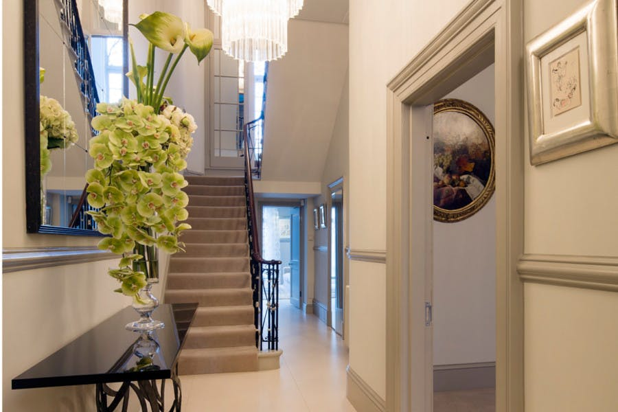Hanover Terrace -  - New York City Townhouse Real Estate