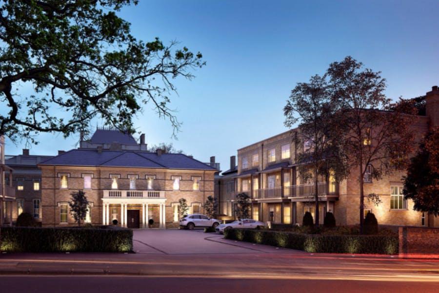 Cedar Place -  - New York City Townhouse Real Estate