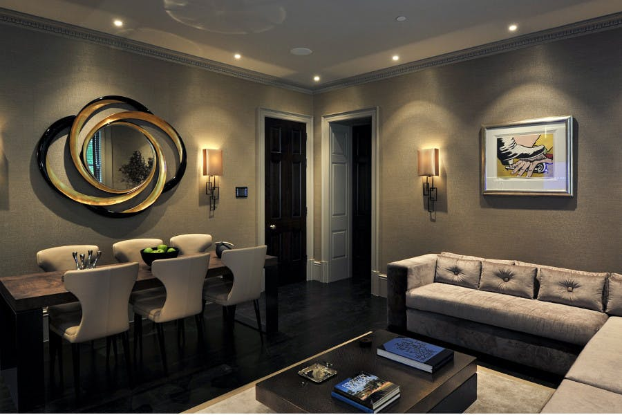 Silk House -  - New York City Townhouse Real Estate