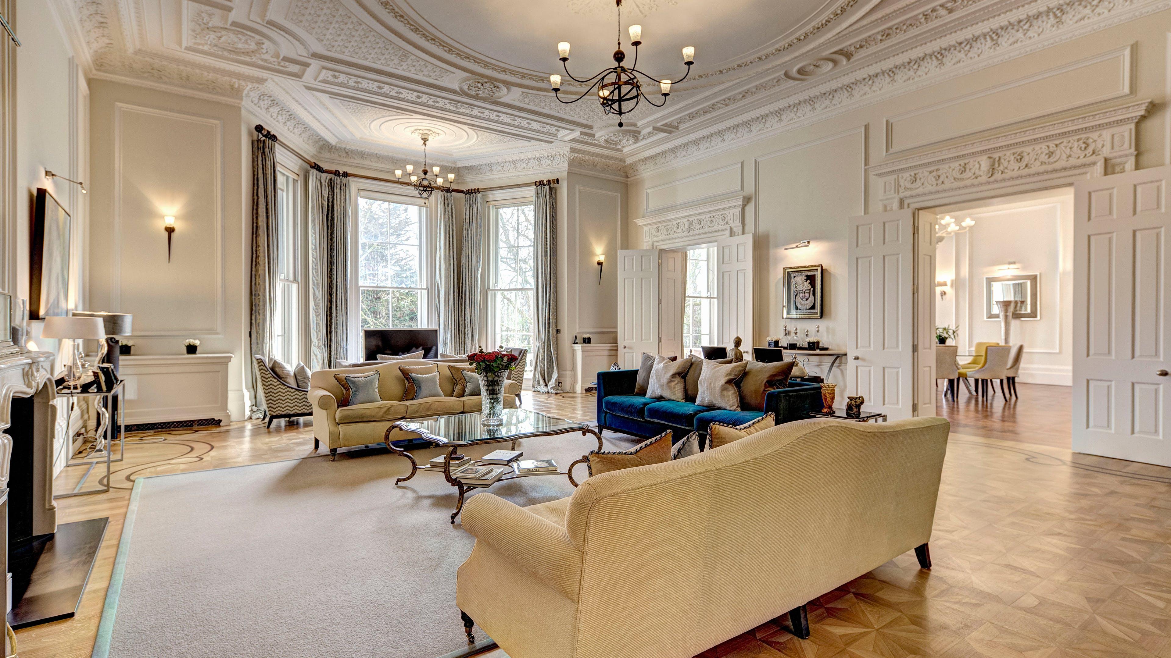 Lancaster Parkside -  - New York City Townhouse Real Estate
