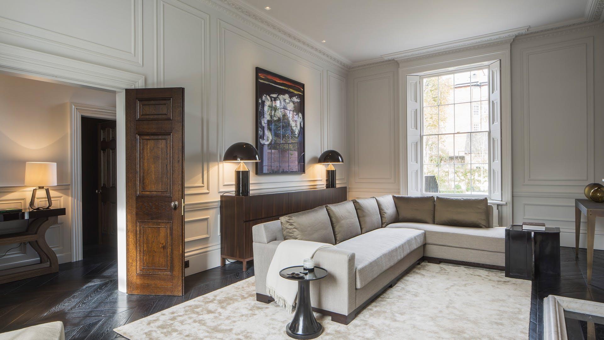 Hamilton Terrace -  - New York City Townhouse Real Estate
