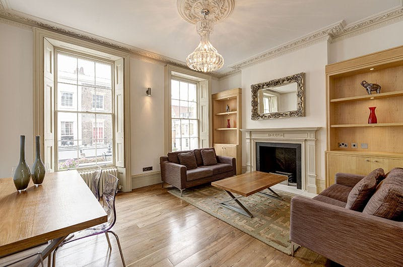 Montpelier Street, SW7 -  - New York City Townhouse Real Estate
