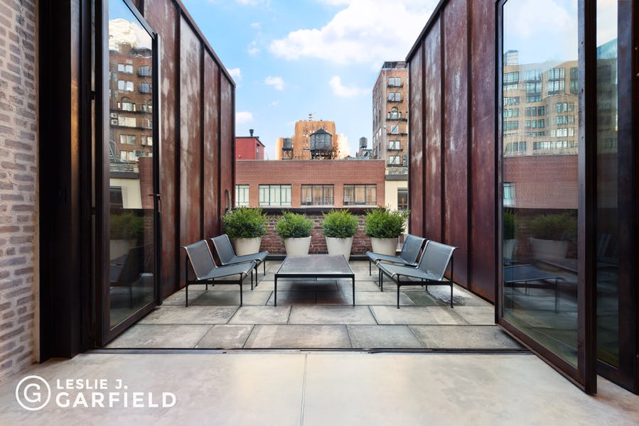 75 Warren Street  -  - New York City Townhouse Real Estate