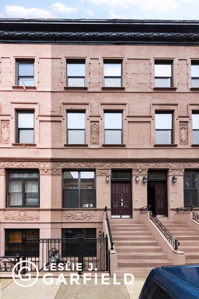 246 West 121st Street - 1dae02eb-dd72-426b-826d-0ece75c02207 - New York City Townhouse Real Estate