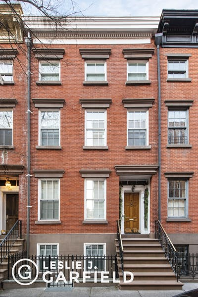 109 Bank Street - 9beea2ab-055a-44a6-979c-c3bd95a8a0f0 - New York City Townhouse Real Estate