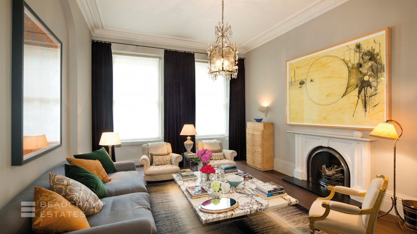 Apartment 1, 7-9 Buckingham Gate, SW1 -  - New York City Townhouse Real Estate