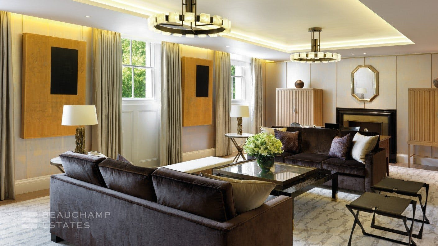 Apartment 3, 7-9 Buckingham Gate, SW1 -  - New York City Townhouse Real Estate