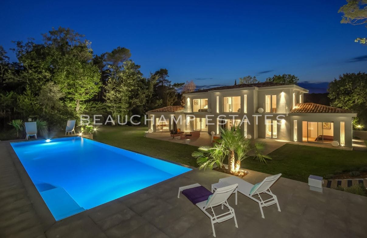 Fantastic villa, Cannes -  - New York City Townhouse Real Estate