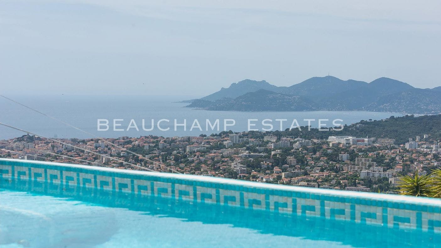 Magnificent Bastide - stunning sea panorama -  - New York City Townhouse Real Estate