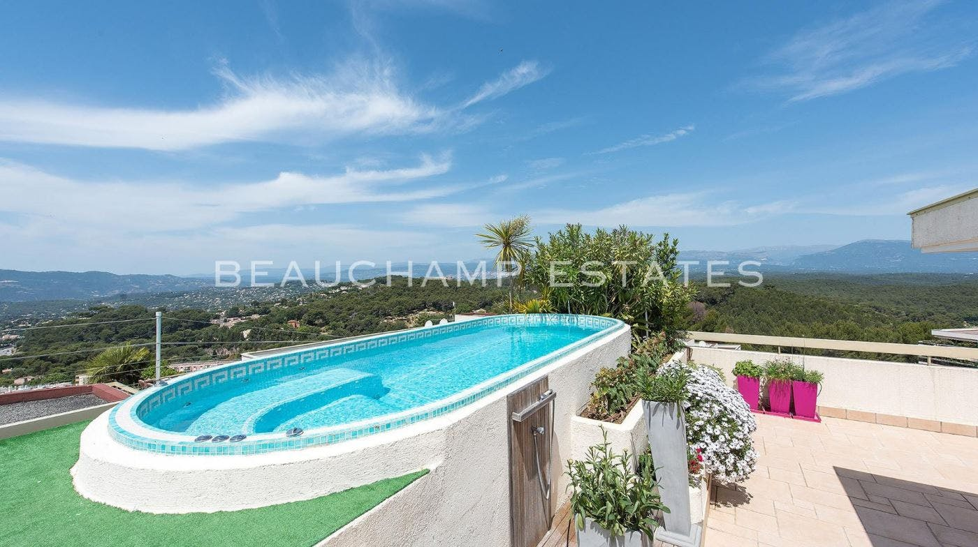Magnificent Bastide - Saint Paul De Vence -  - New York City Townhouse Real Estate