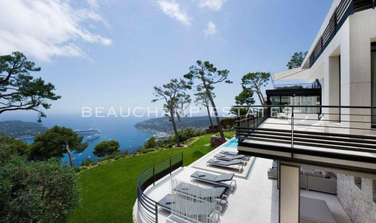 Villa - Villefranche-sur-Mer -  - New York City Townhouse Real Estate