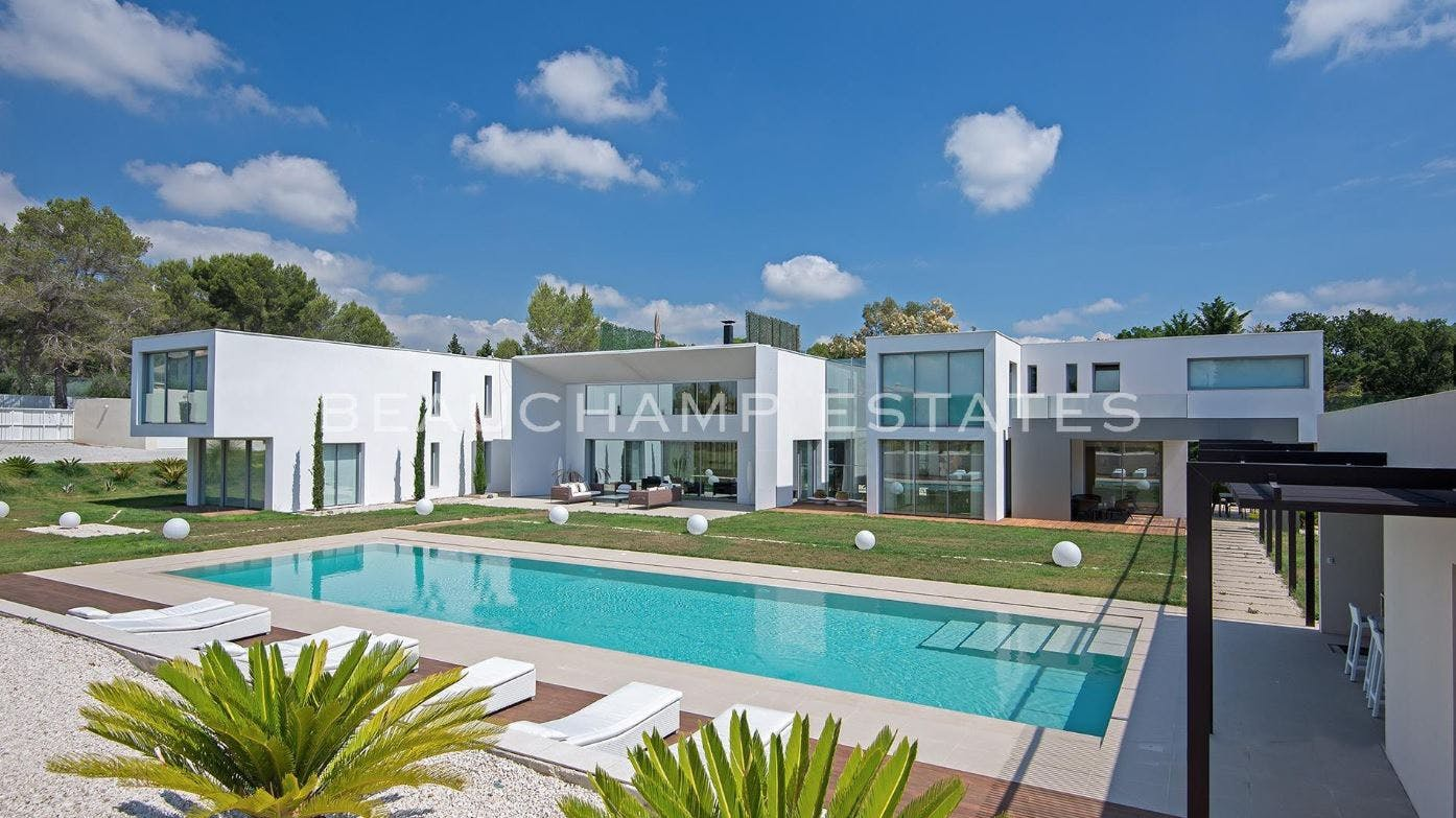 Modern villa - Mougins -  - New York City Townhouse Real Estate