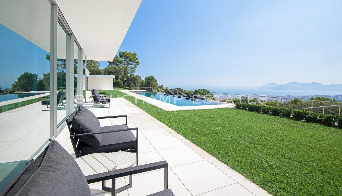 Californie Villa, Cannes -  - New York City Townhouse Real Estate