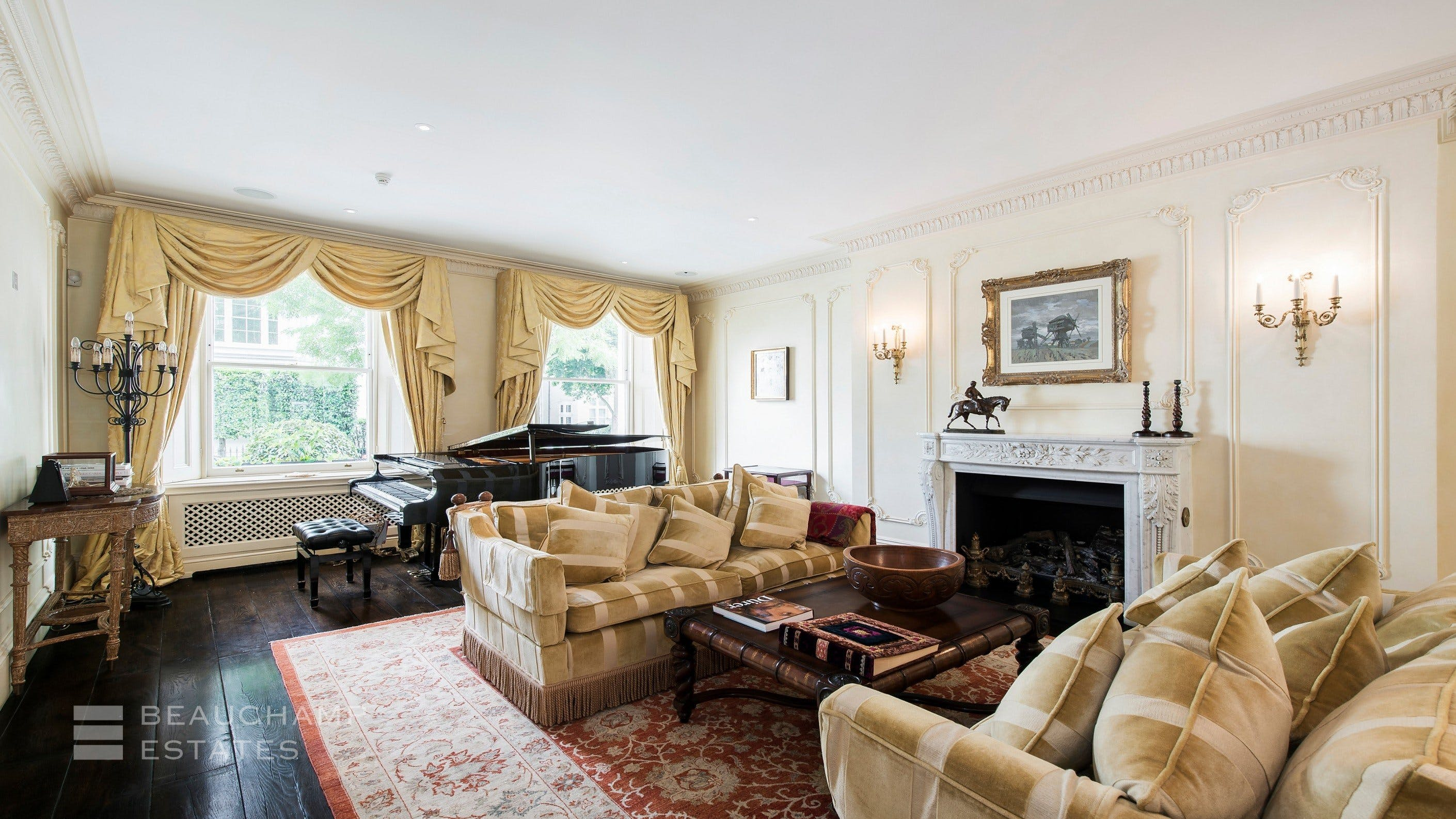 Cottesmore Gardens, W8 -  - New York City Townhouse Real Estate