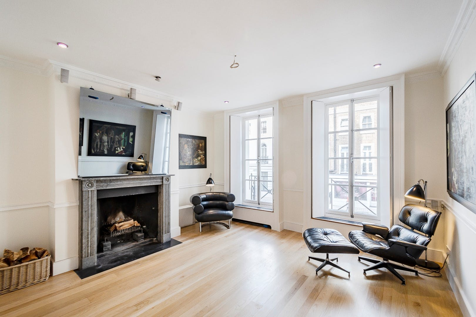 Curzon Street, W1 -  - New York City Townhouse Real Estate