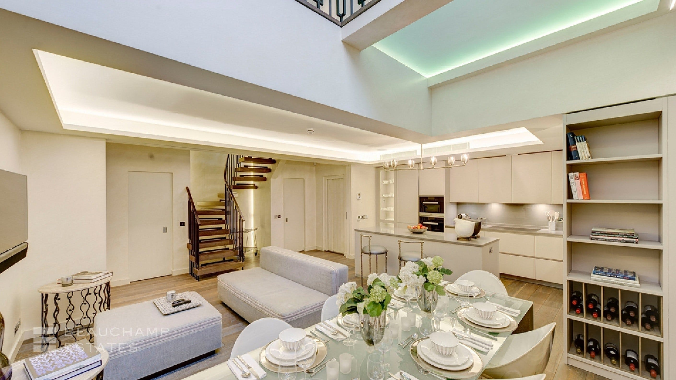 Eaton Mews South, SW1 -  - New York City Townhouse Real Estate