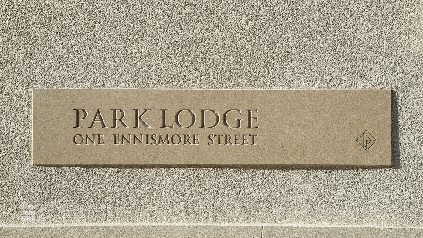 Park Lodge, Ennismore Street, SW7 -  - New York City Townhouse Real Estate