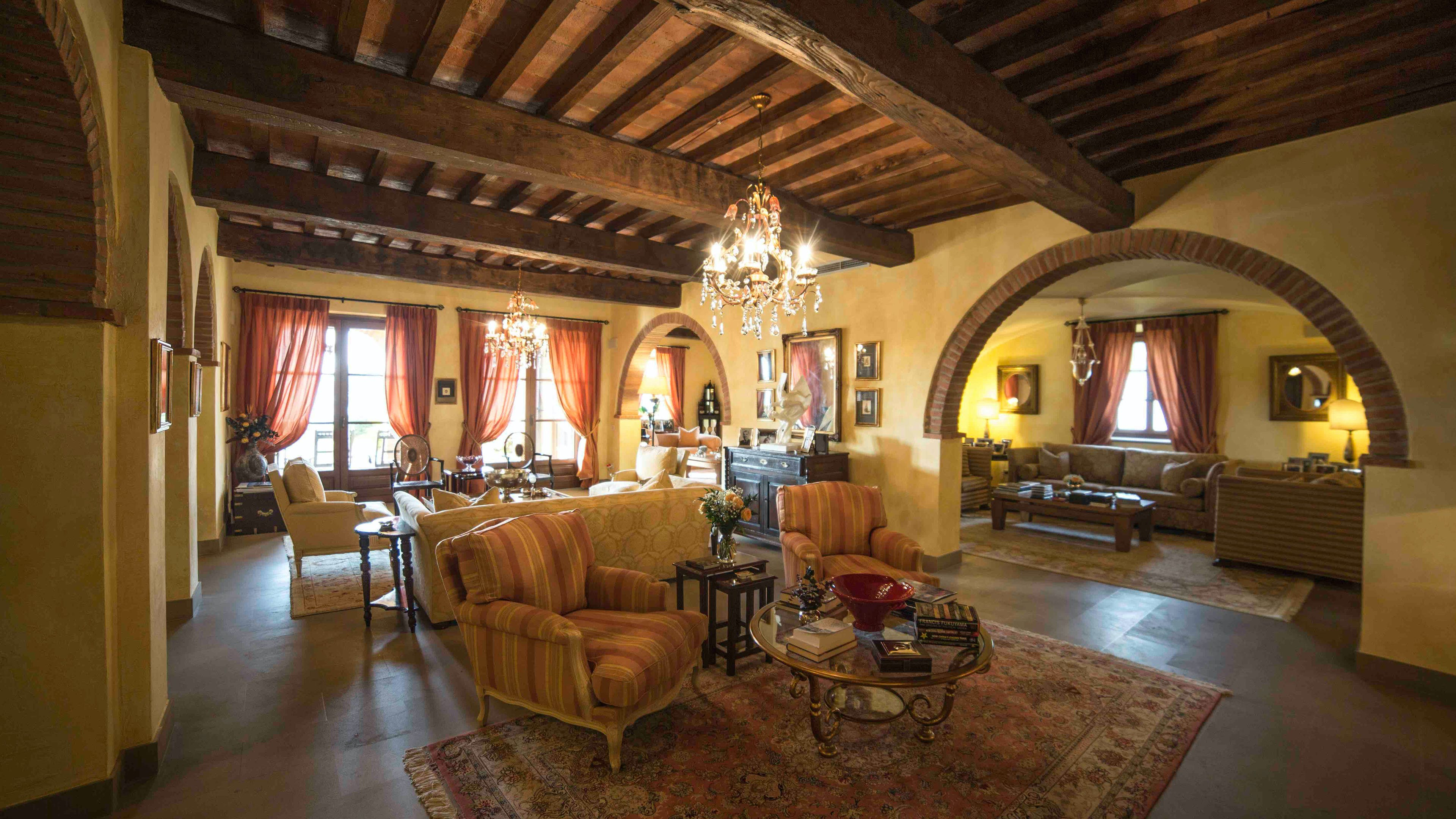 Villa La Canneta, Italy -  - New York City Townhouse Real Estate