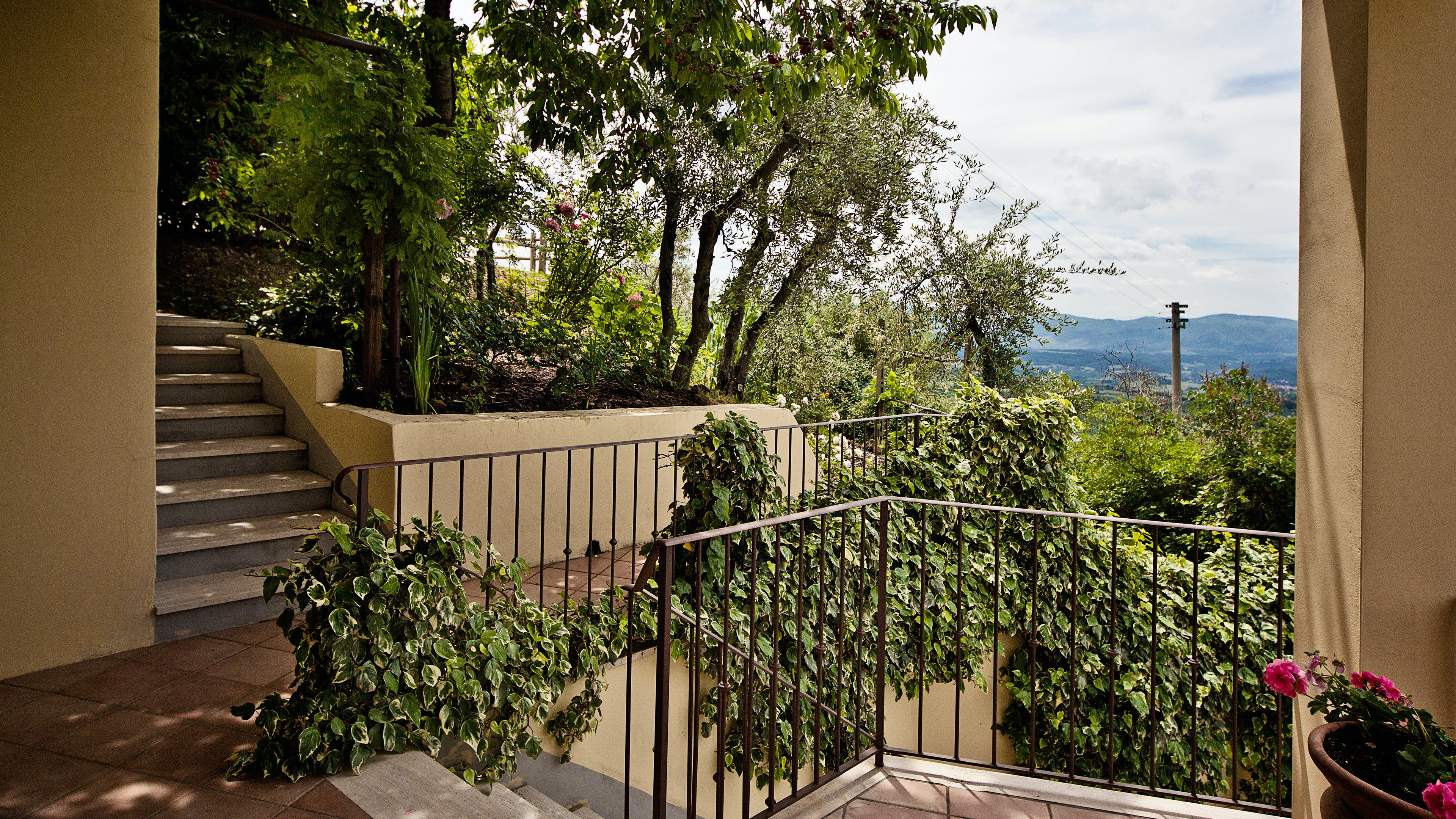 Le Terrazze and Il Villino, Pian Di Sco' Italy -  - New York City Townhouse Real Estate