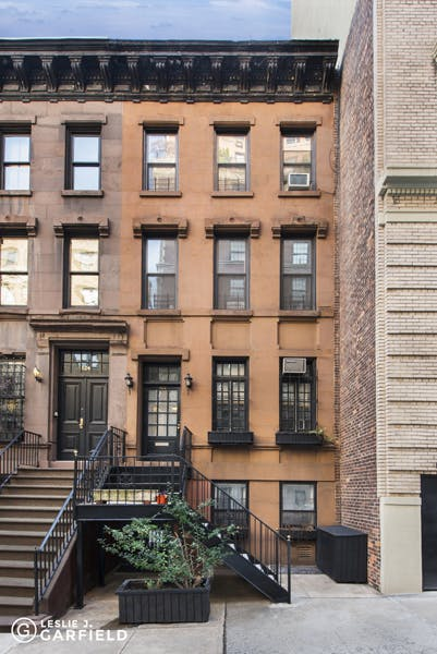 122 East 93rd Street -  - New York City Townhouse Real Estate