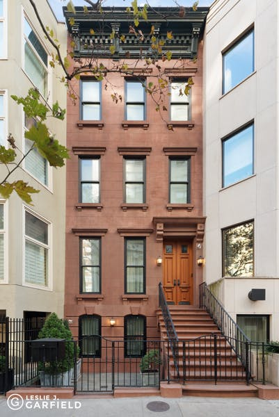 314 East 69th Street -  - New York City Townhouse Real Estate