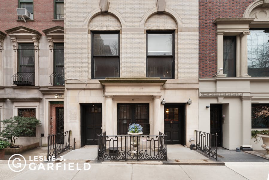50 East 81st Street -  - New York City Townhouse Real Estate