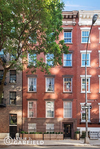 144 Waverly Place -  - New York City Townhouse Real Estate