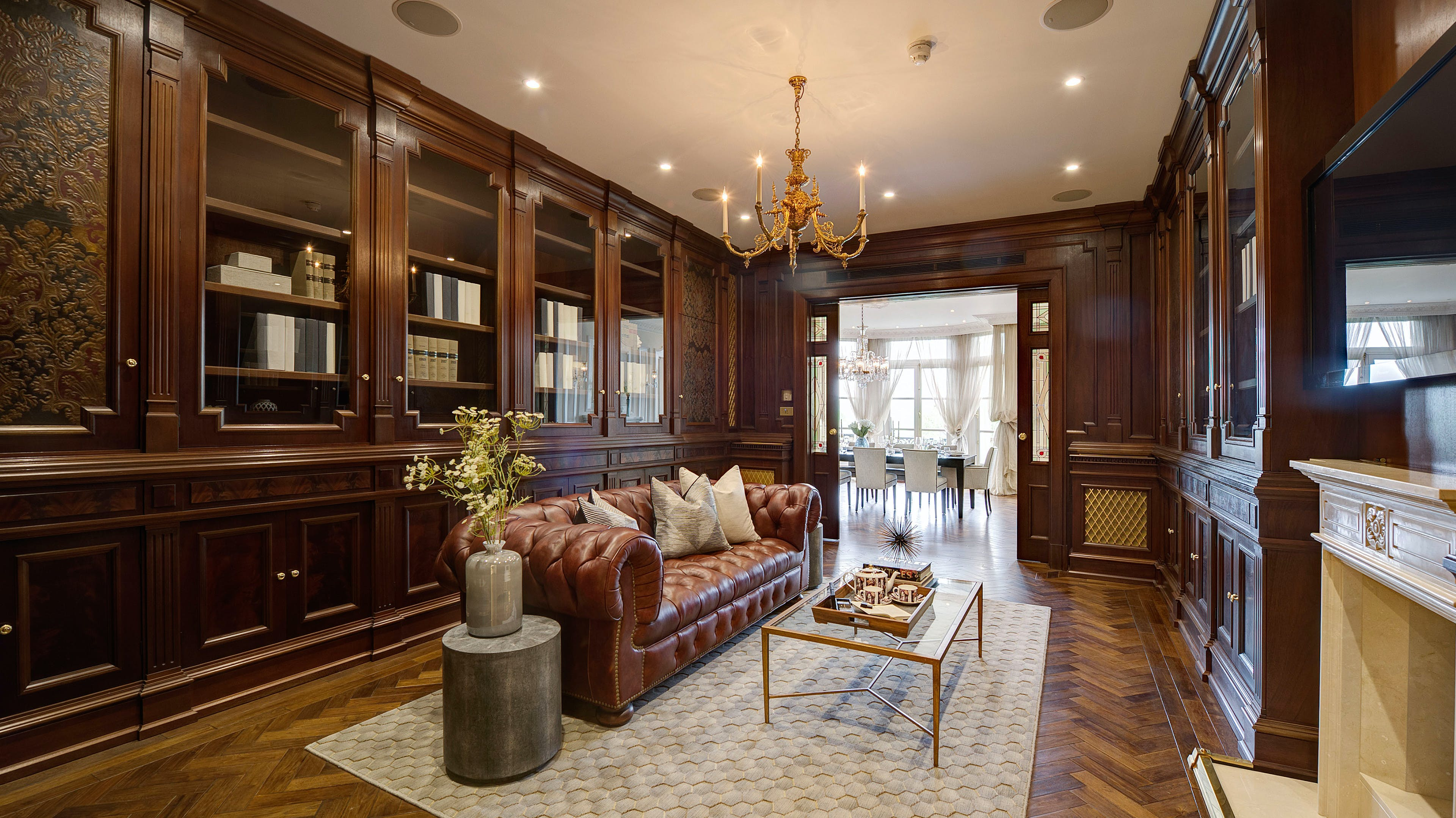 Cambridge Gate -  - New York City Townhouse Real Estate