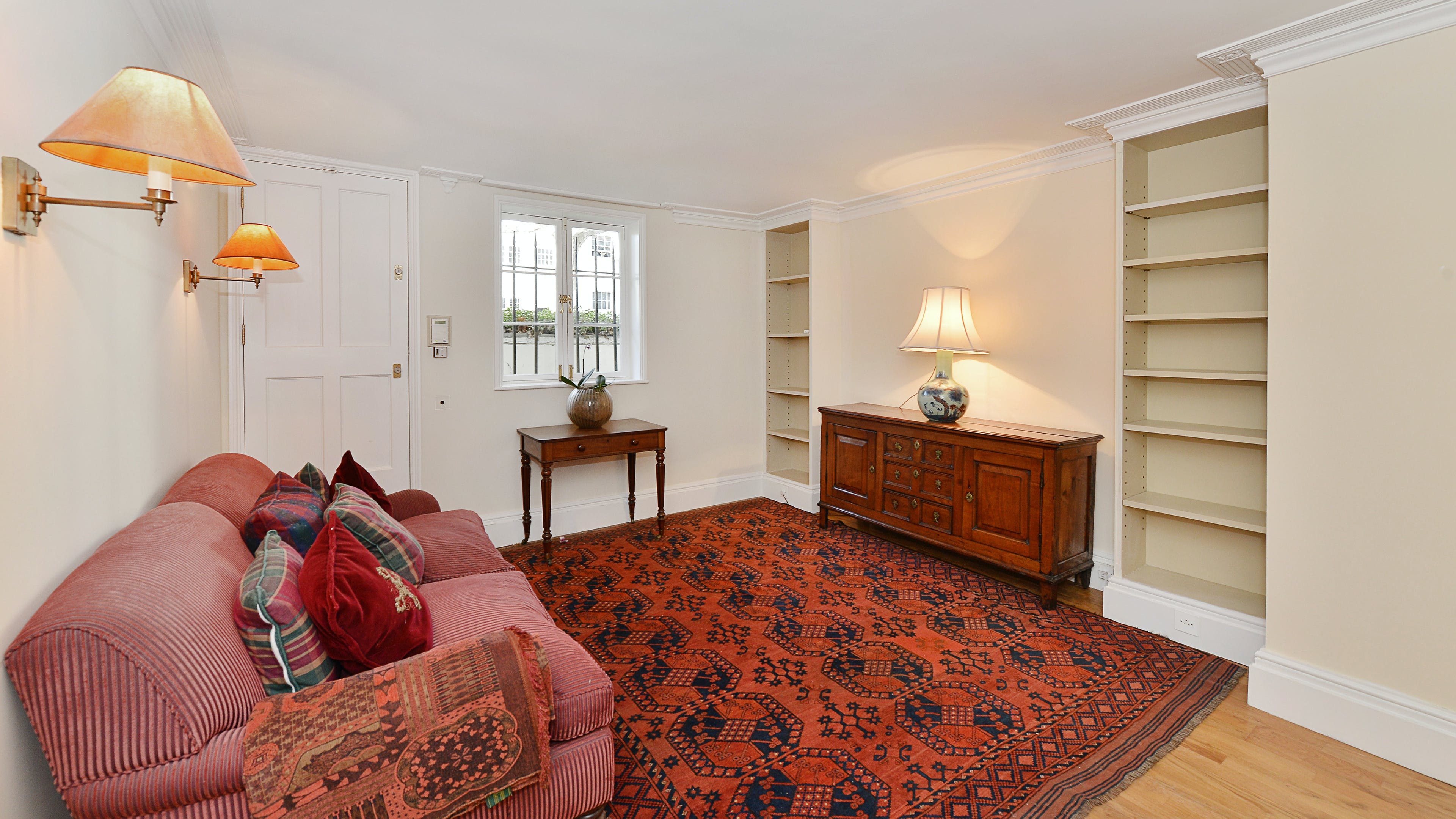 Greville Place -  - New York City Townhouse Real Estate
