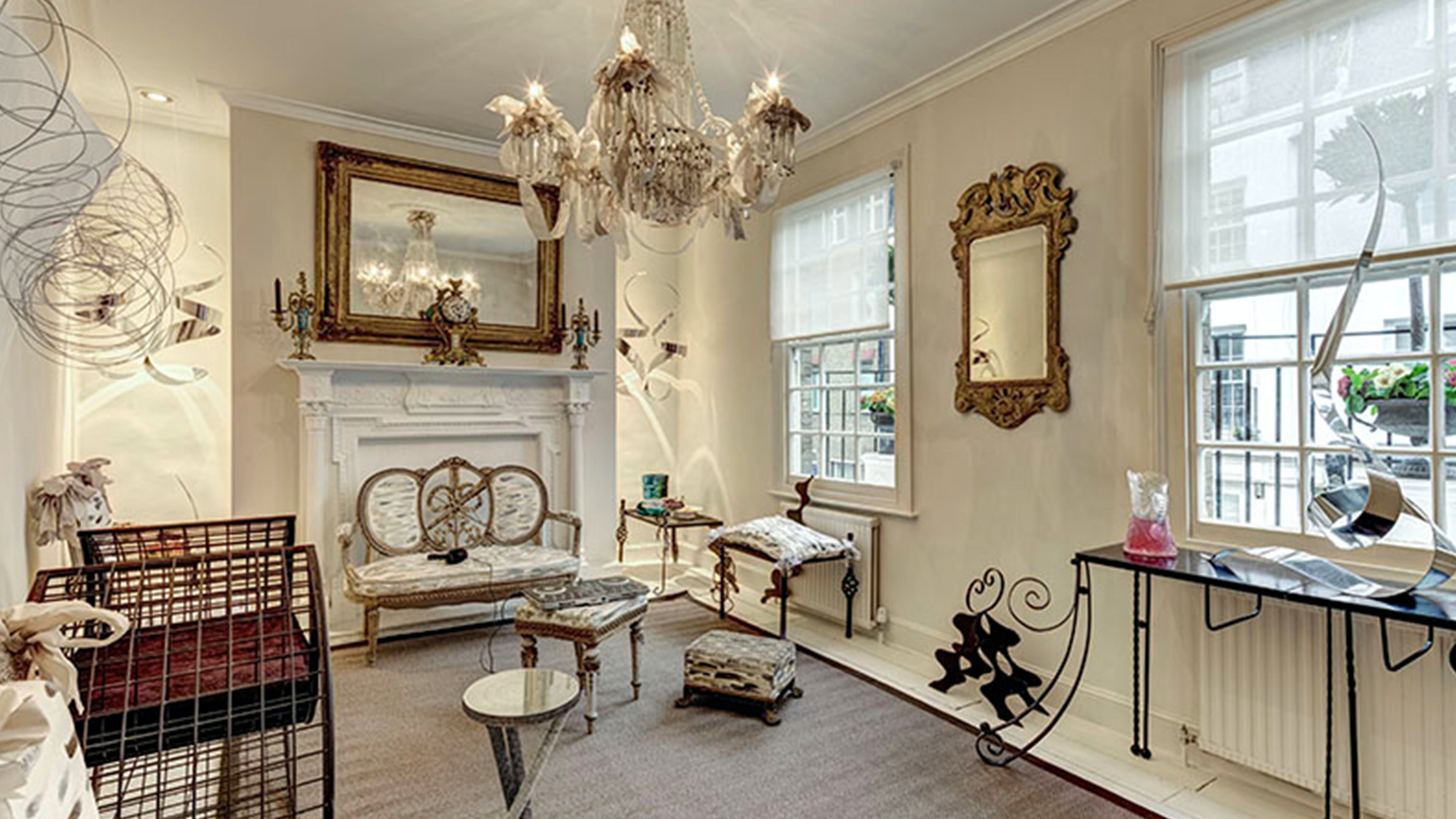 Homer Street -  - New York City Townhouse Real Estate
