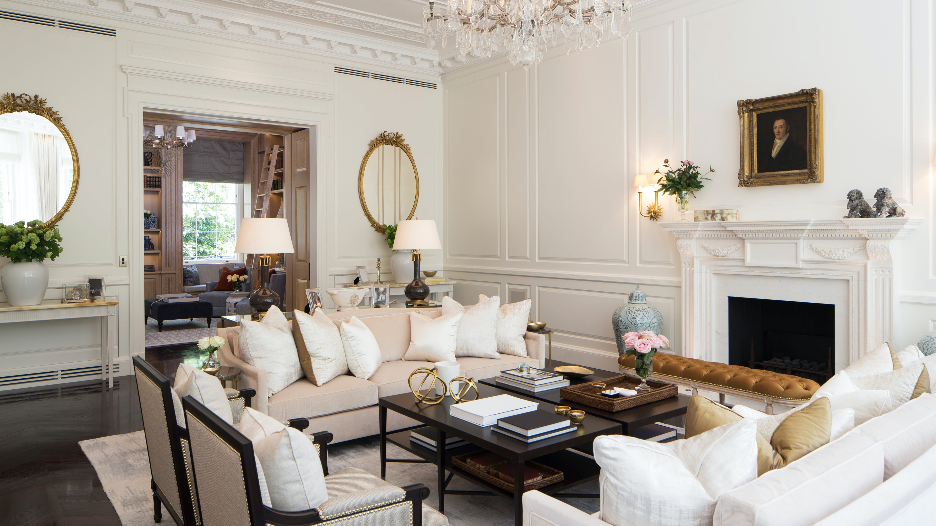 Chesham Place -  - New York City Townhouse Real Estate