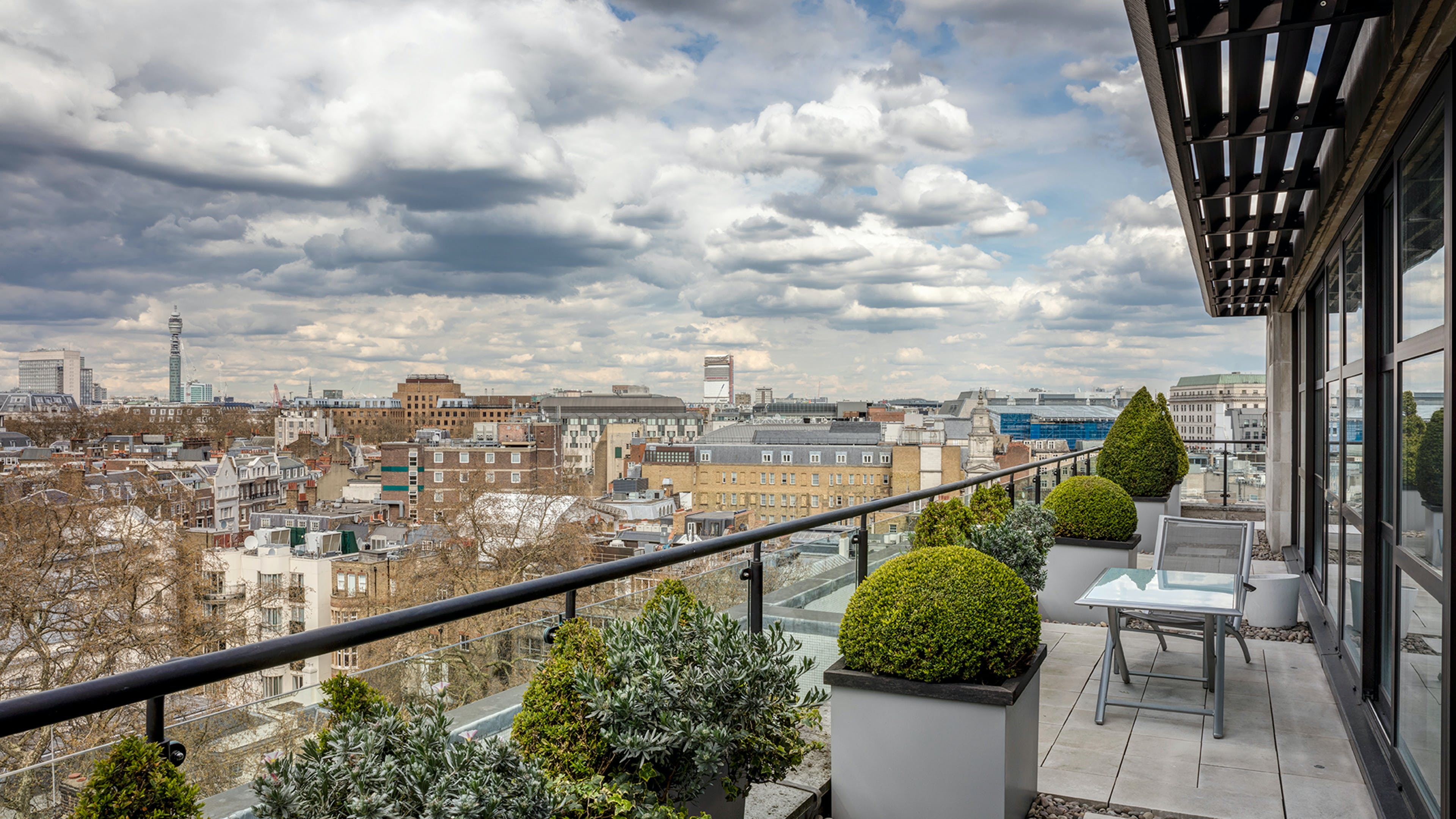 Curzon Street -  - New York City Townhouse Real Estate