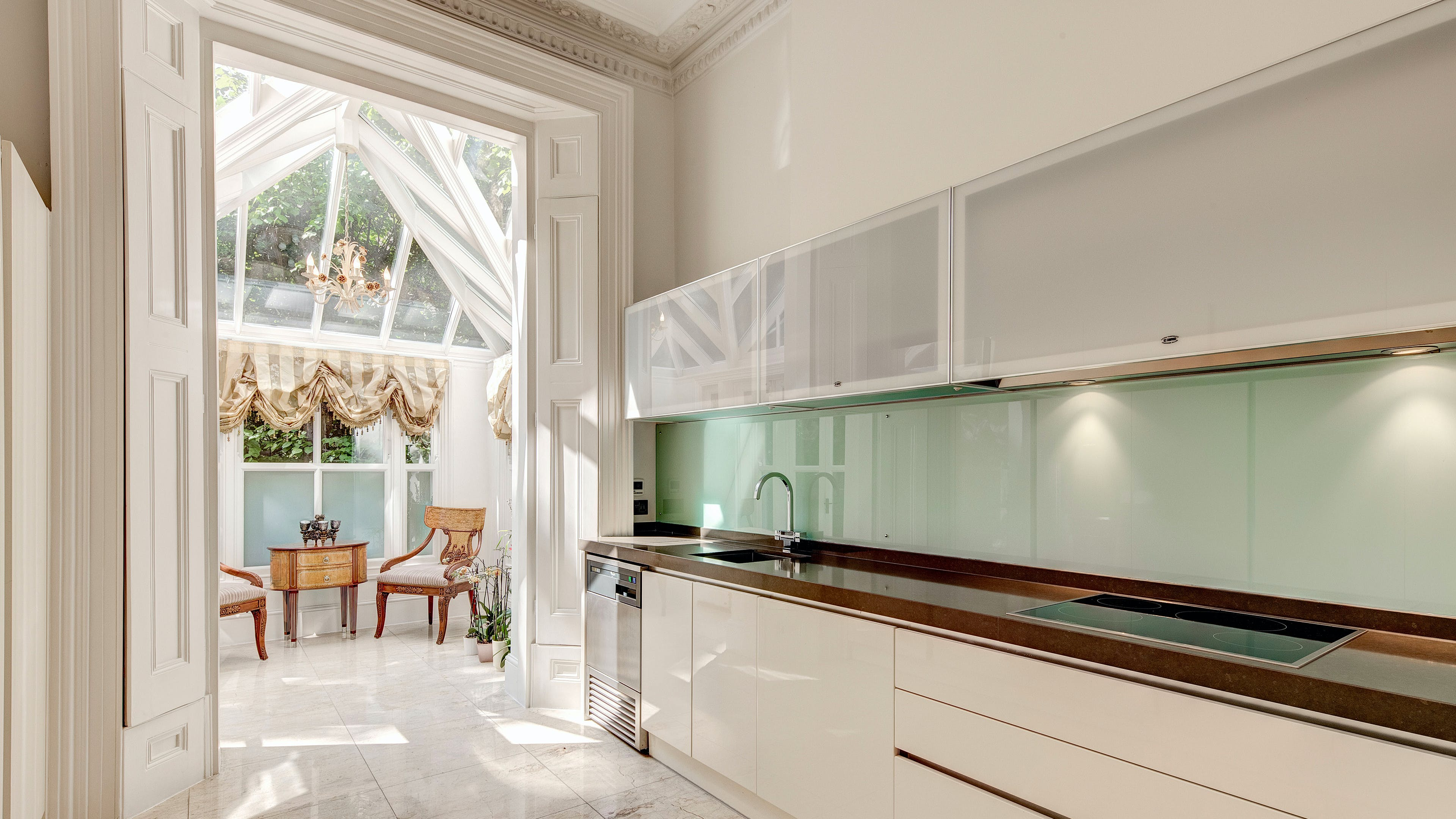 Addison Crescent -  - New York City Townhouse Real Estate