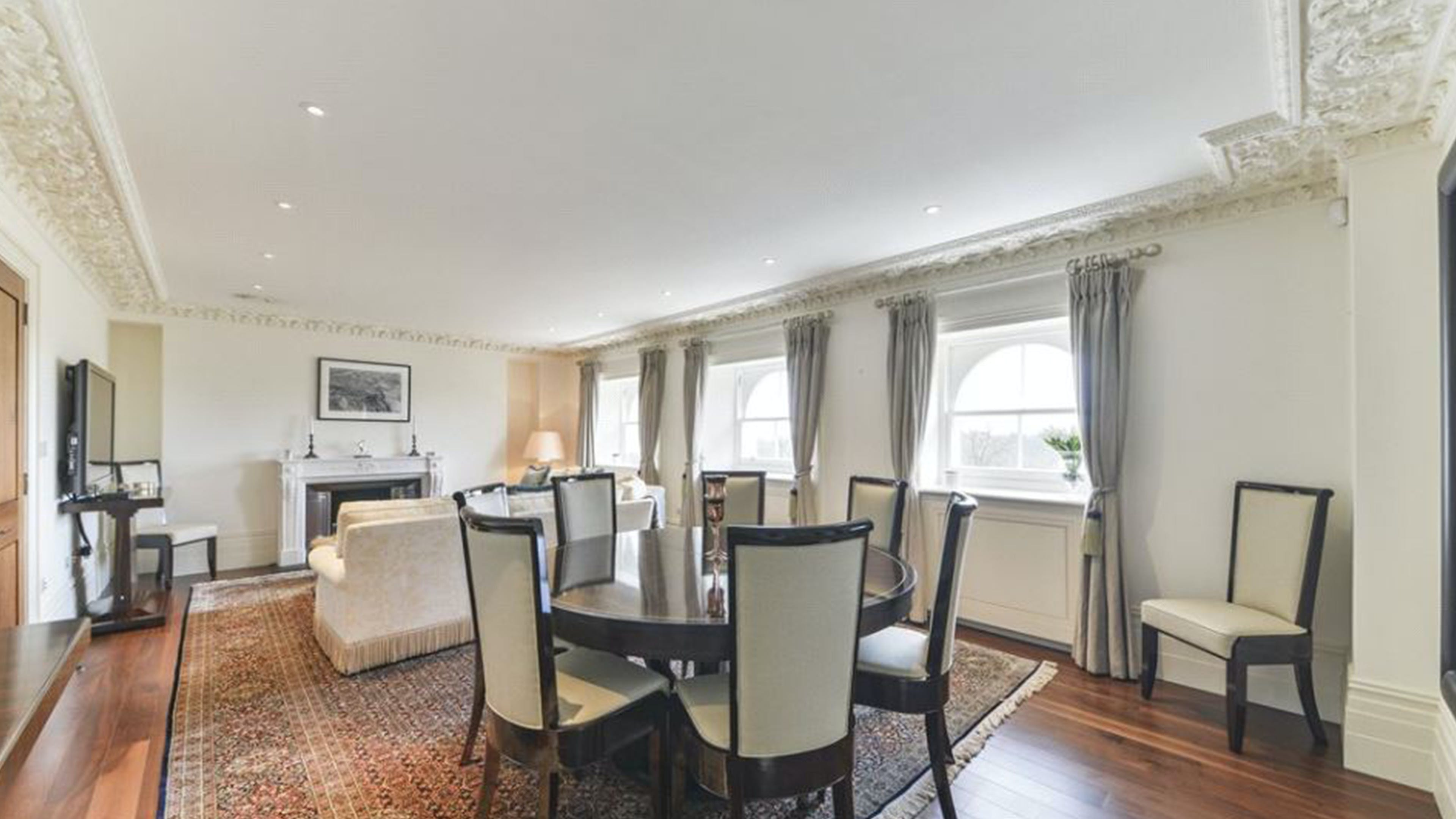 The Lancasters, Hyde Park -  - New York City Townhouse Real Estate