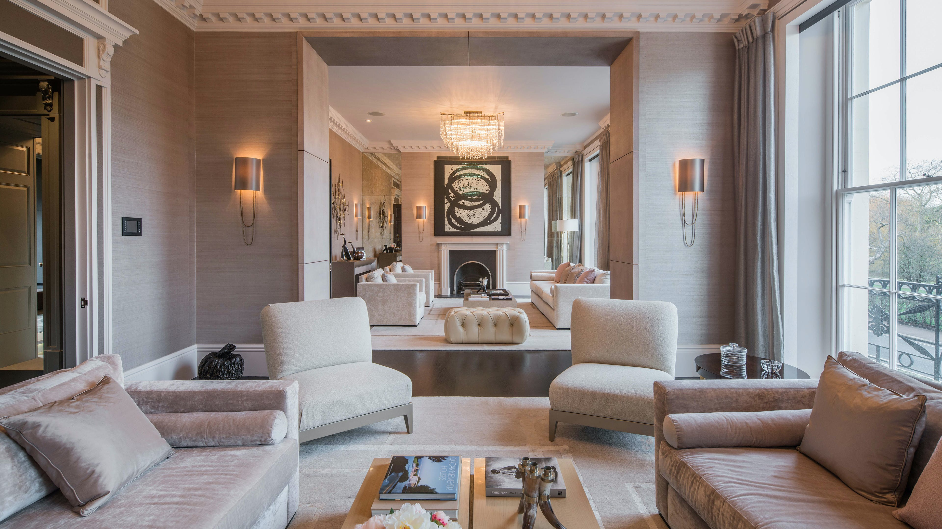 Cornwall Terrace, Regents Park -  - New York City Townhouse Real Estate