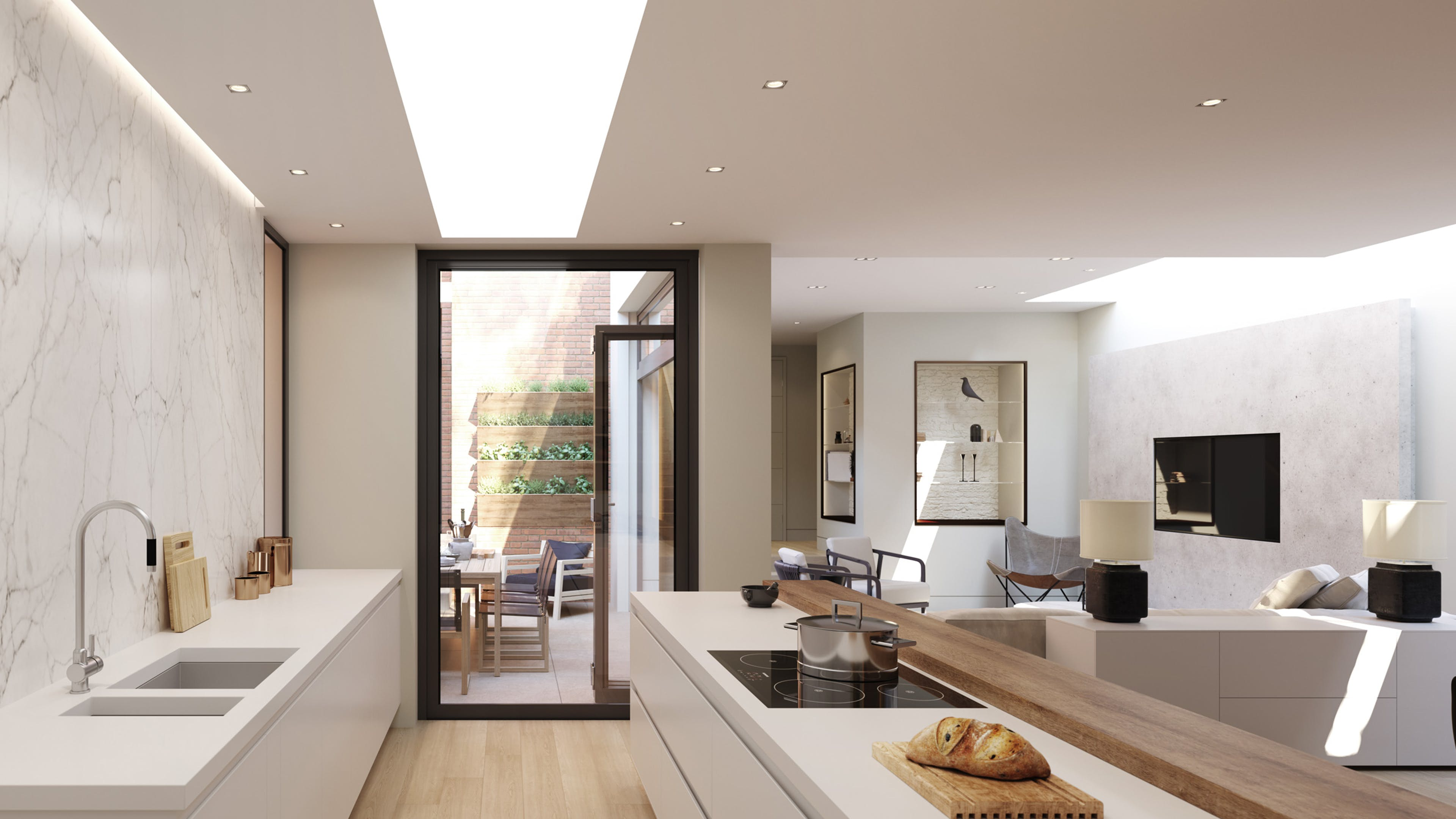 8 Esther Anne Place, Islington Square -  - New York City Townhouse Real Estate